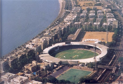 Wankhede Cricket Stadium Mumbai