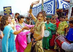 hijra dancing eunuch mumbai