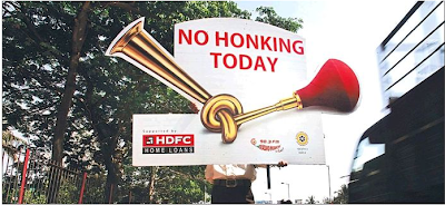 No Honking Day Mumbai Apr 7 World Health Day