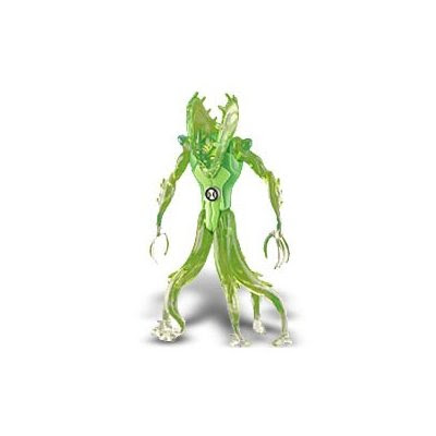 Ben 10 Alien Collection Wildvine Battle Version