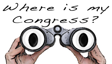Where's My Congress?