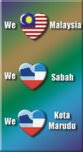 I LOVE MALAYSIA, SABAH &amp; MARUDU