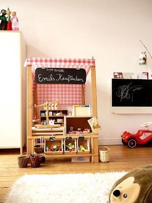 Domestic candy emils kinderzimmer for Store kinderzimmer
