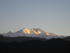 Kanchangangha view from Sandakpur