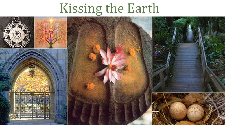 Kissing the Earth