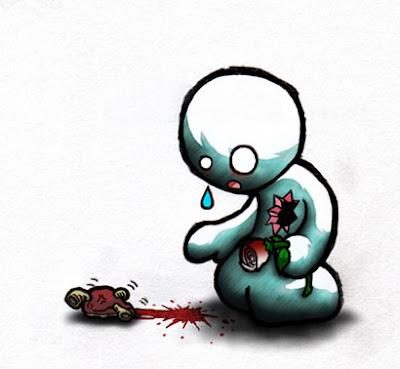 broken hearted. roken heart pictures.
