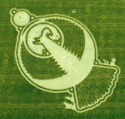 Rrathet ne grure - Crop Circle CERHIO+NEL+GRANO+FENICE