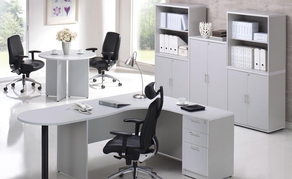 FOCUS TNL OFFICE CONCEPT Light Grey Color System Furniture