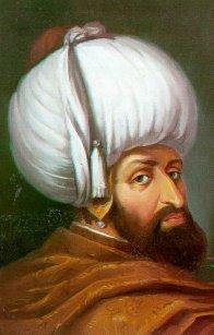 4* Yıldırım Bayezid (1389–1402) Beyazid_I