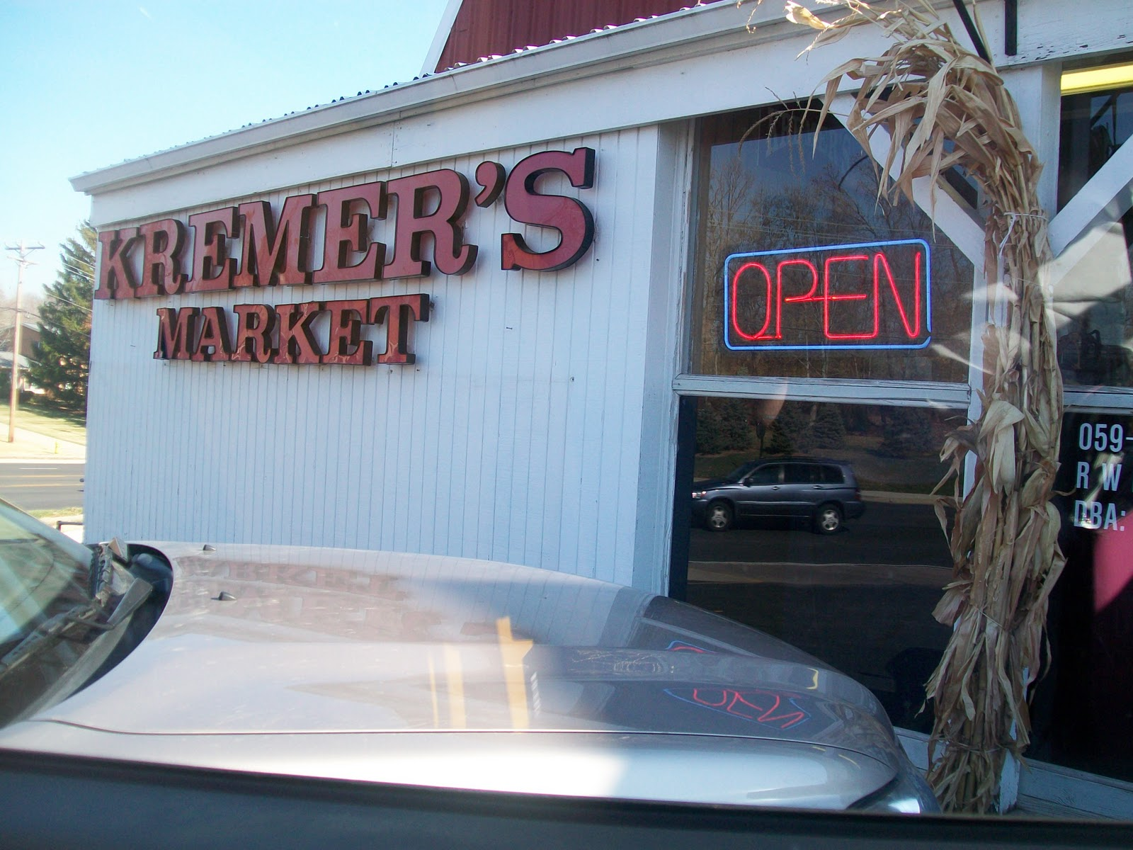 the food hussy nky s hidden gem kremer s market so i hopped in my car and went on the dining adventure known as kremer s market my old boss lived in villa hills so i realized that i have driven past it