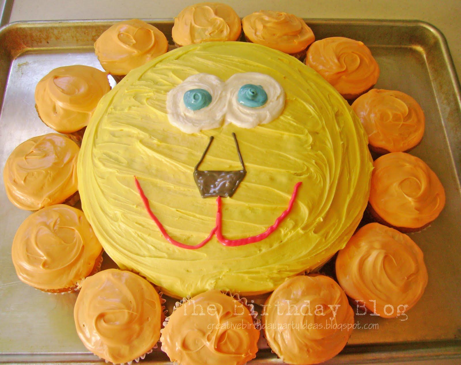 lion cakes