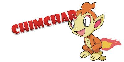 Ilha dos Pokémons Bitz Chimchar