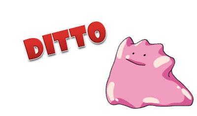Ilha dos Pokémons Bitz Ditto