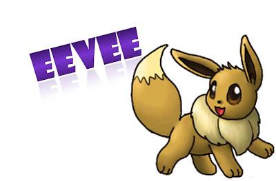 Ilha dos Pokémons Bitz Eevee
