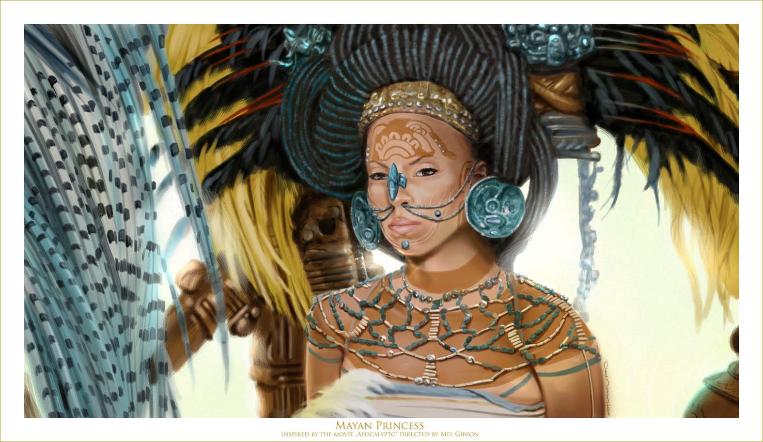 Maya slave warrior princess xxx gallery