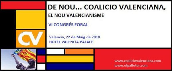 VI CONGRÈS DE COALICIO VALENCIANA