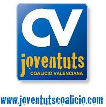 WEB DE LES JOVENTUTS DE COALICIO VALENCIANA JJCV