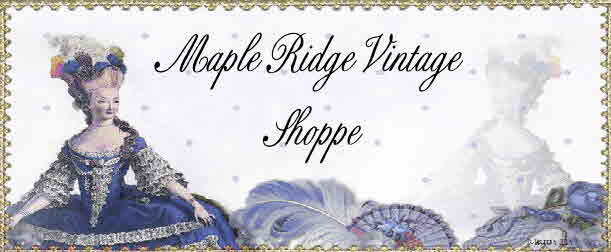 Maple Ridge Vintage Shoppe