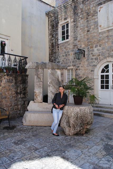 Budva. Old town