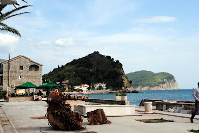 Petrovac.seafront