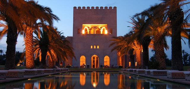 Marokkansk riad
