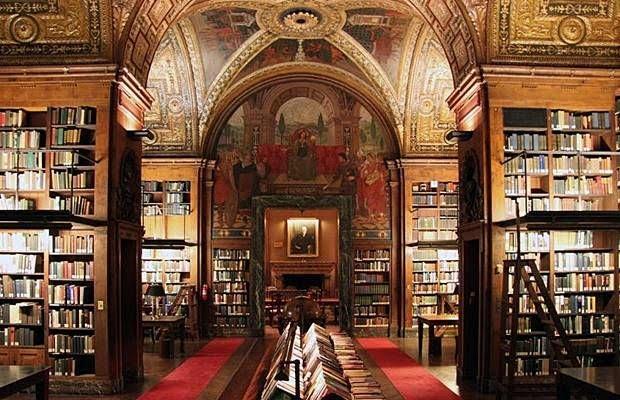 Perpustakaan di Canada
