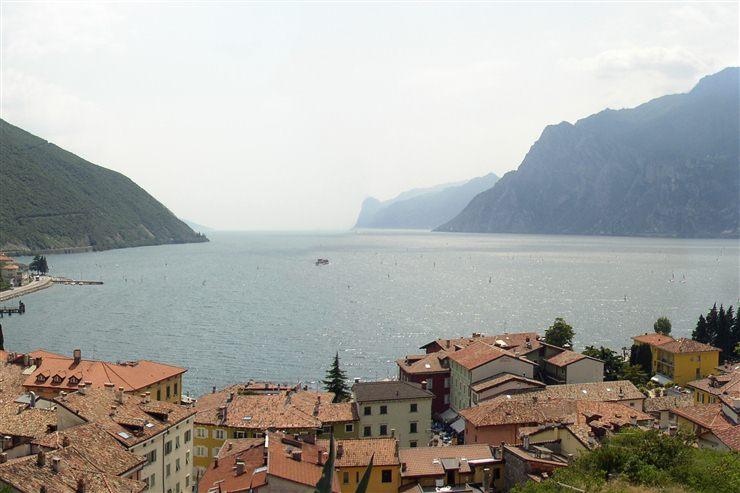 Lake Garda , Italy