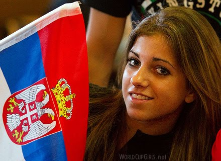 serbian girls