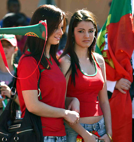 girls of portugal