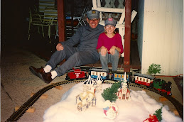 "Grandpa ""Trains"" and Me"