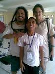 Saut Situmorang, Eko Putra, dan Katrin Bandel
