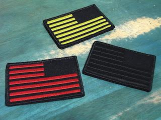 goruck custom patch
