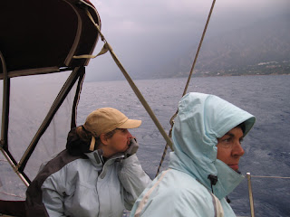 The Odyssey: Wet sailing from Mykonos