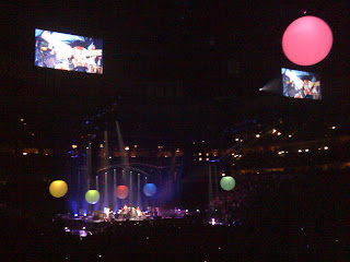 Coldplay at the Pepsi Center in Denver on November 21, 2008 - Photo 2