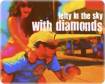 Lefty in the Sky with Diamonds