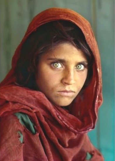 Afghane+aux+grands+yeux