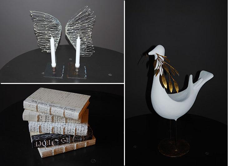 Francine gardner art de vivre design le noir et le for Le noir et le blanc