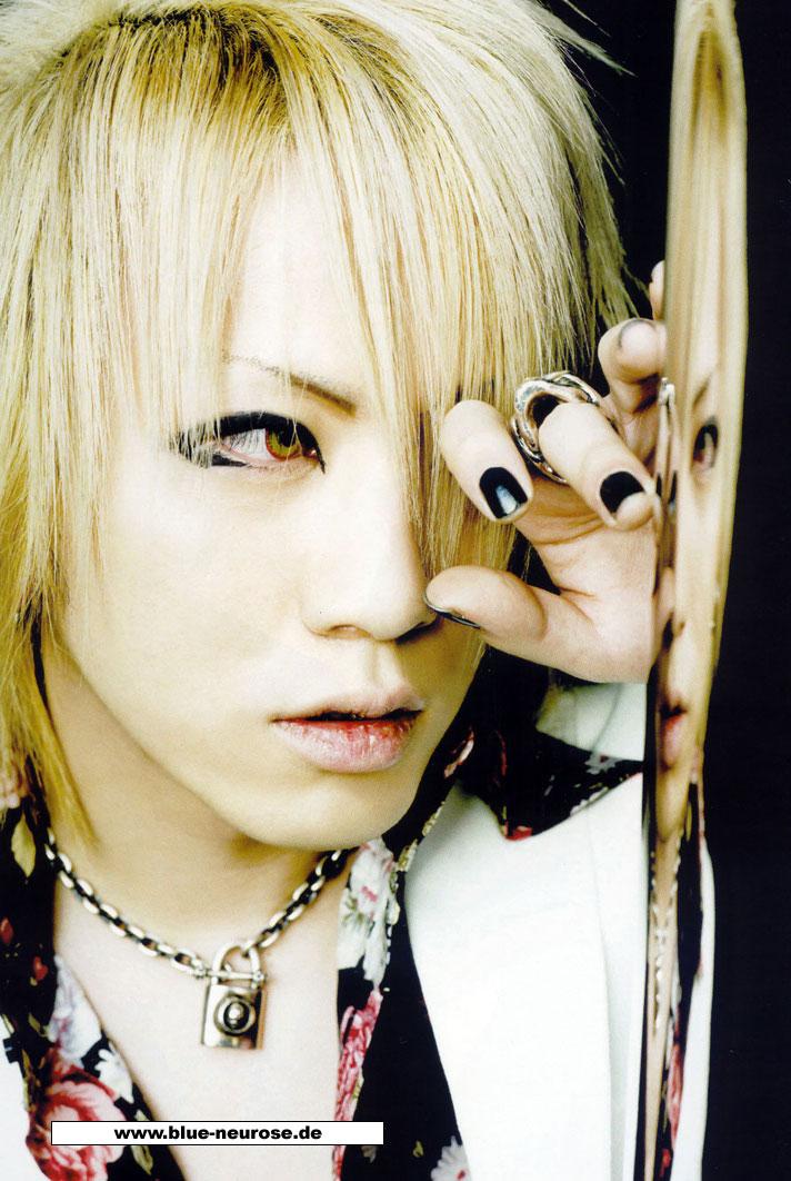 Ruki, the gazette Ruki15