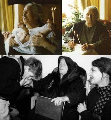Vangelia Pandeva Dimitrova (baba Vanga)