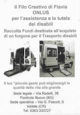 Acr Accademia è GEMELLATA all'Associazione IL FILO CREATIVO di FLAVIA