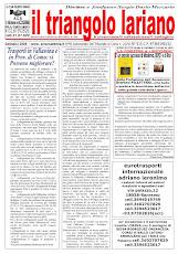 il Triangolo Lariano dell'acr il milanese-ilbaggese 21-10-2007