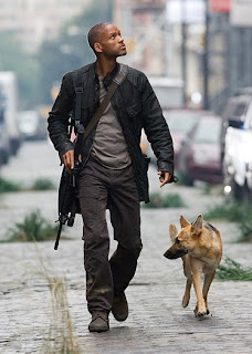 Will Smith I Am Legend Movie Review