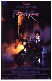 Prince Purple Rain Movie poster