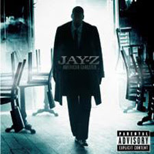 Jay-Z American Gangster CD Cover