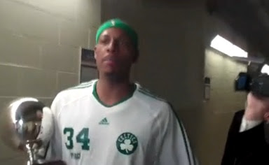 2010 nba 3 point champion paul pierce