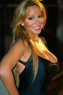 Singer Mariah Carey EMC2