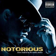 notorious soundtrack album cover