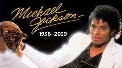 michael jackson 1958-2009 death