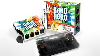 rock band hero for nintendo ds
