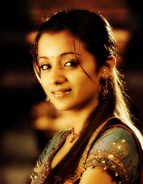 Trisha Krishnan Beautiful